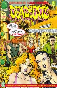 Cover Thumbnail for Deadbeats (Claypool Comics, 1993 series) #28