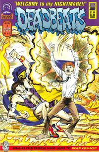 Cover Thumbnail for Deadbeats (Claypool Comics, 1993 series) #36