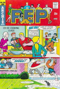 Cover Thumbnail for Pep (Archie, 1960 series) #290
