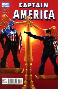 Cover Thumbnail for Captain America (Marvel, 2005 series) #615