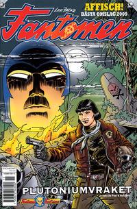 Cover Thumbnail for Fantomen (Egmont, 1997 series) #15/2010