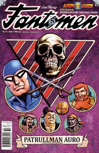 Cover Thumbnail for Fantomen (Egmont, 1997 series) #14/2010