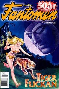 Cover Thumbnail for Fantomen (Egmont, 1997 series) #1/2000