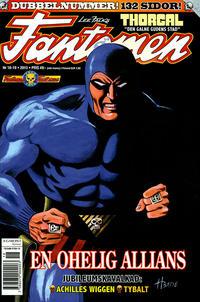 Cover Thumbnail for Fantomen (Egmont, 1997 series) #18-19/2010