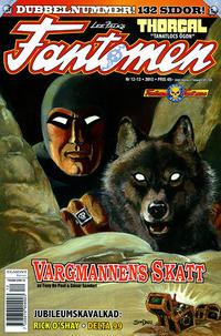 Cover Thumbnail for Fantomen (Egmont, 1997 series) #12-13/2010