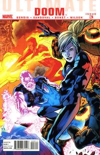 Cover Thumbnail for Ultimate Doom (Marvel, 2011 series) #3
