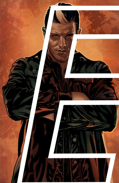Cover for Incorruptible (Boom! Studios, 2009 series) #13 [Cover C]