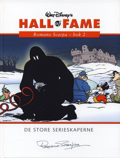 Cover for Hall of Fame (Hjemmet / Egmont, 2004 series) #[12] - Romano Scarpa 2