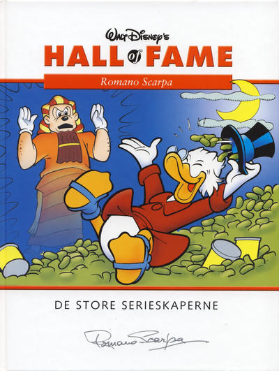 Cover for Hall of Fame (Hjemmet / Egmont, 2004 series) #[2] - Romano Scarpa