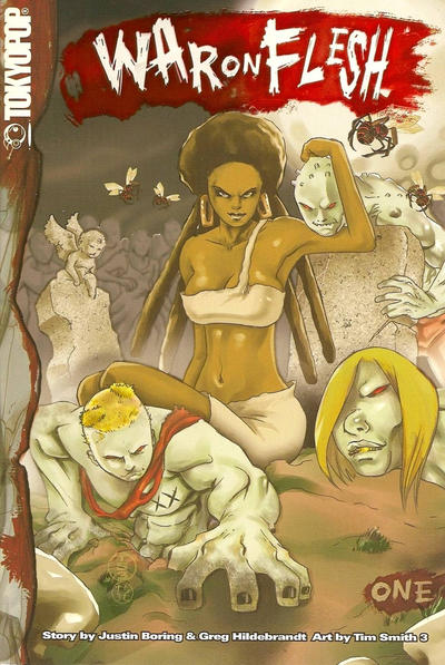 Cover for War on Flesh (Tokyopop, 2005 series) #1