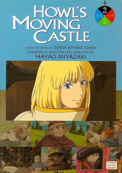 Cover for Howl's Moving Castle (Viz, 2005 series) #2