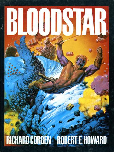 Cover for Bloodstar (Volksverlag, 1981 series)