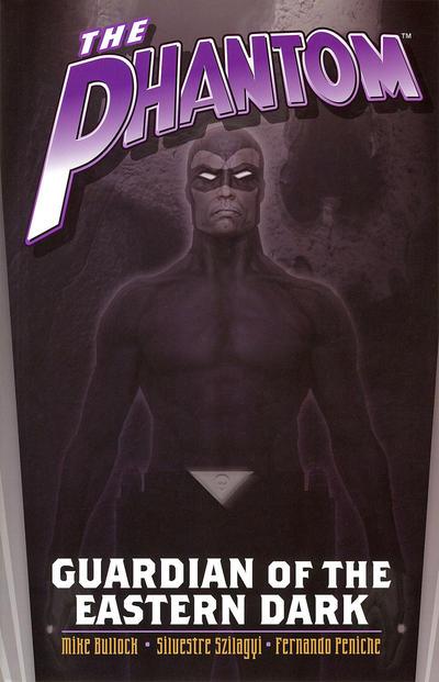 Cover for The Phantom: Guardian of the Eastern Dark (Moonstone, 2010 series) #[nn]