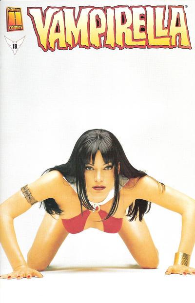 Cover for Vampirella (Harris Comics, 2001 series) #19 [Amanda Conner and Jimmy Palmiotti Cover]