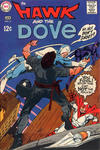 Cover for The Hawk and the Dove (DC, 1968 series) #3