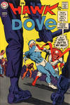 Cover for The Hawk and the Dove (DC, 1968 series) #4