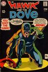 Cover for The Hawk and the Dove (DC, 1968 series) #5