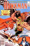 Cover Thumbnail for Hawkman (1986 series) #4 [Newsstand]