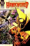Cover for Hawkworld (DC, 1990 series) #21