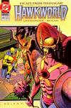 Cover for Hawkworld (DC, 1990 series) #22