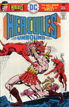 Cover for Hercules Unbound (DC, 1975 series) #2