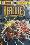 Cover for Hercules Unbound (DC, 1975 series) #3