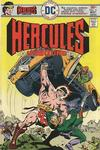 Cover for Hercules Unbound (DC, 1975 series) #4