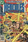 Cover for Hercules Unbound (DC, 1975 series) #9