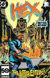 Cover for Hex (DC, 1985 series) #3 [Direct Sales]