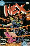 Cover for Hex (DC, 1985 series) #7 [Direct]