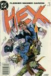 Cover for Hex (DC, 1985 series) #8 [Newsstand Edition]