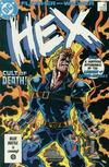 Cover for Hex (DC, 1985 series) #10 [Direct Sales]