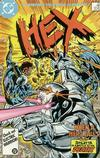 Cover for Hex (DC, 1985 series) #12 [Direct Sales]