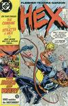 Cover for Hex (DC, 1985 series) #14 [Direct]