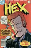 Cover for Hex (DC, 1985 series) #15 [Newsstand]