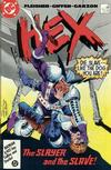 Cover for Hex (DC, 1985 series) #16 [Direct]