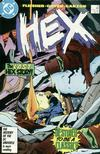 Cover for Hex (DC, 1985 series) #18 [Direct]