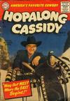 Cover for Hopalong Cassidy (DC, 1954 series) #101