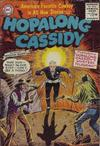 Cover for Hopalong Cassidy (DC, 1954 series) #109