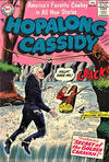 Cover for Hopalong Cassidy (DC, 1954 series) #121