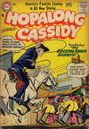 Cover for Hopalong Cassidy (DC, 1954 series) #122