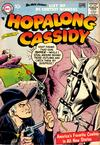 Cover for Hopalong Cassidy (DC, 1954 series) #123