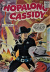 Cover for Hopalong Cassidy (DC, 1954 series) #124