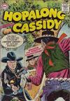 Cover for Hopalong Cassidy (DC, 1954 series) #125