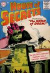 Cover for House of Secrets (DC, 1956 series) #1