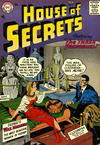Cover for House of Secrets (DC, 1956 series) #3