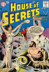 Cover for House of Secrets (DC, 1956 series) #7