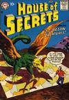 Cover for House of Secrets (DC, 1956 series) #9