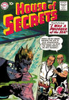 Cover for House of Secrets (DC, 1956 series) #10