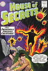 Cover for House of Secrets (DC, 1956 series) #20